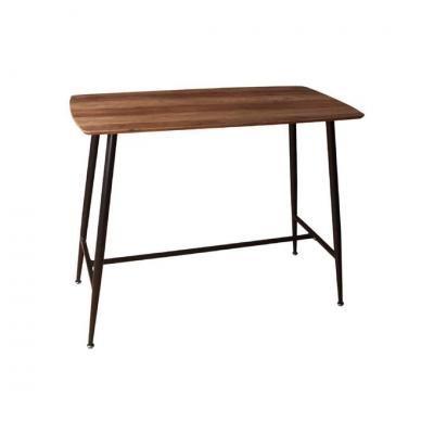 Loft stílusú bárasztal, 120x60 cm - SAN DIEGO BAR